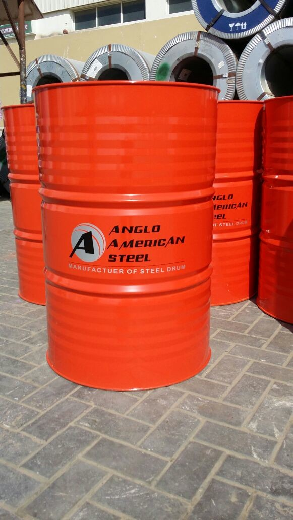 Manufacturers and suppliers of Steel Drums in UAE